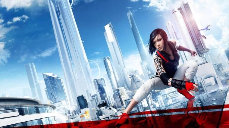 Gamescom 2015 - Mirror's Edge Catalyst gameplay érkezett bevezetőkép