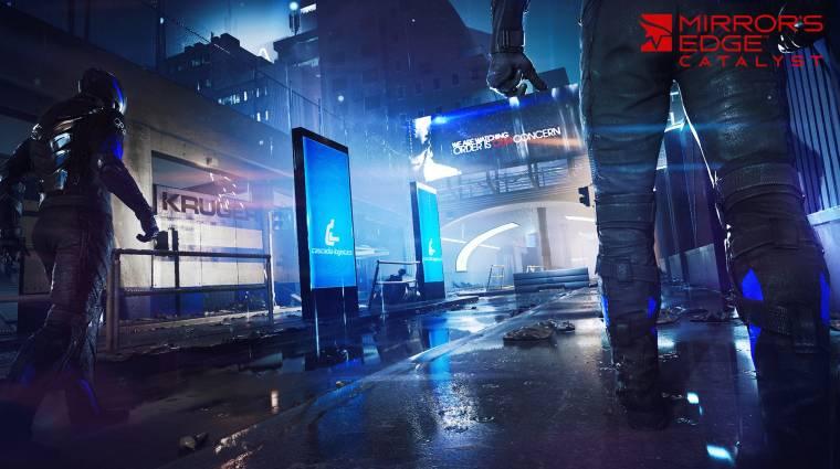 Mirror's Edge Catalyst - 30 perc játékmenet a bétából bevezetőkép
