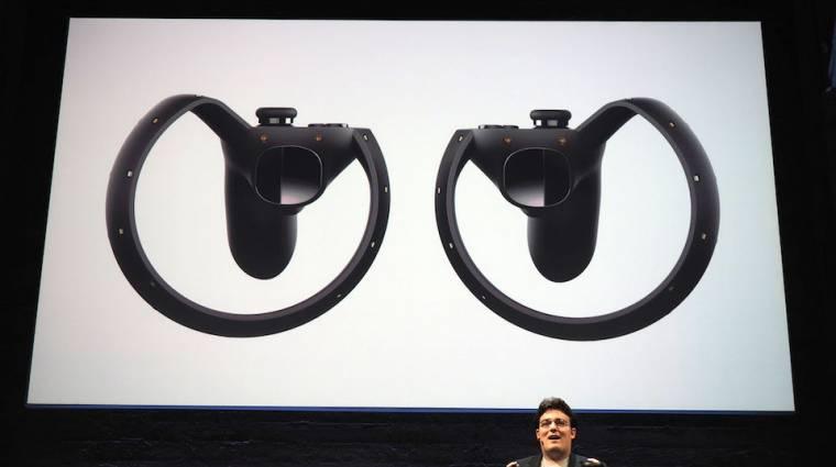 Oculus Touch - íme a Rift saját kontrollere bevezetőkép