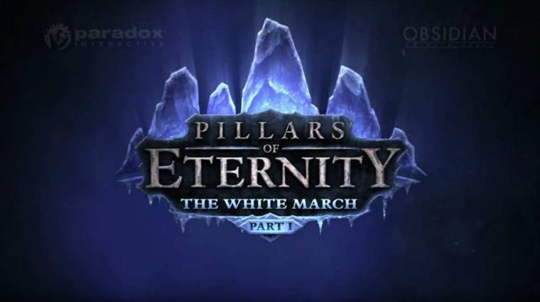 E3 2015 - megjött a Pillars of Eternity: The White March DLC trailere bevezetőkép