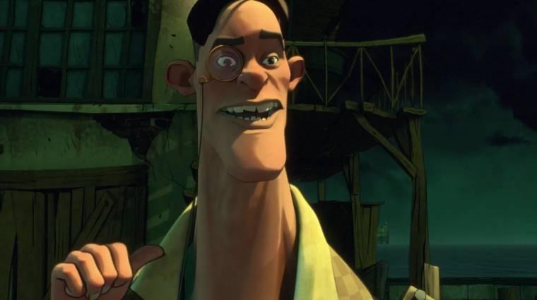 Piszkos Fred közbelép - 2018-ban jön az animációs film kép