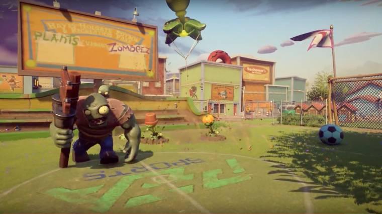 Plants vs. Zombies: Garden Warfare 2 - na, itt a kert (videó) bevezetőkép