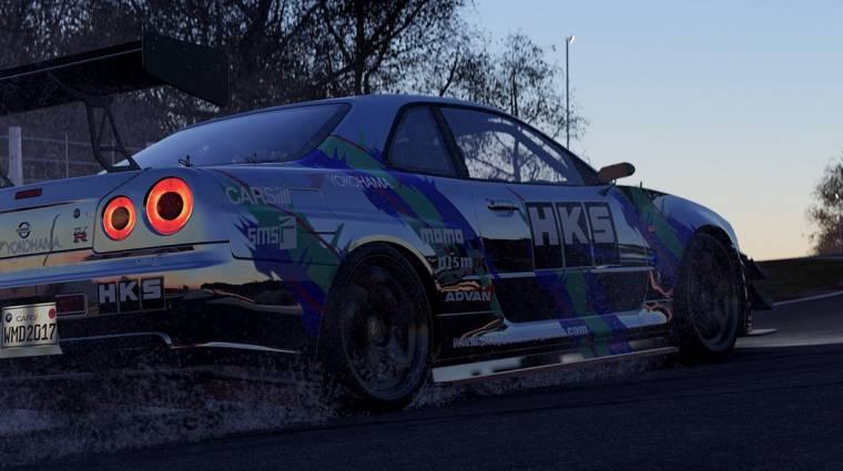 Project CARS 2 - mégsem lesz meg a 4K és a stabil 60 fps konzolokon, Xbox One X-en sem bevezetőkép