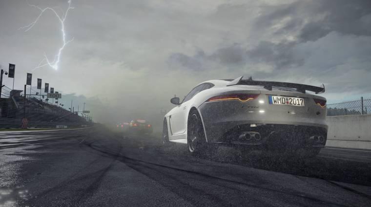Project CARS 2 - okosabb MI és jobb teljesítmény is jött a 2.0-s frissítéssel bevezetőkép