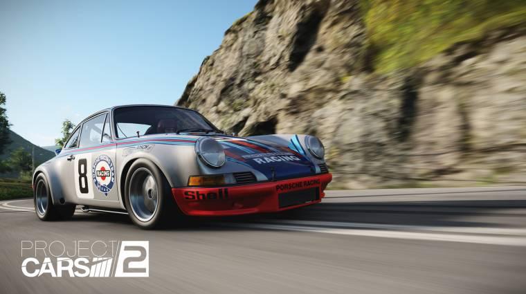 Project Cars 2 - a héten jön egy rakás Porsche bevezetőkép