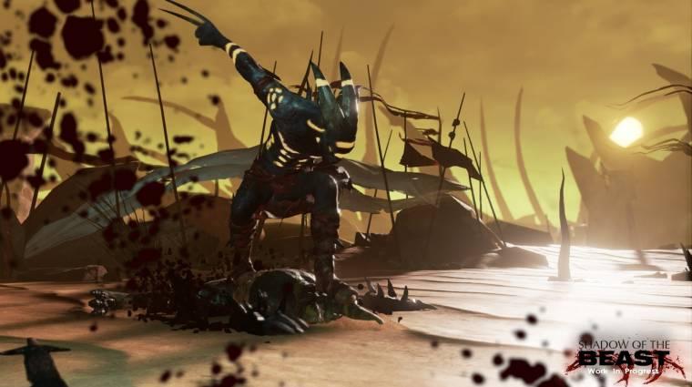 E3 2015 - brutális a Shadow of the Beast reboot (videó) bevezetőkép
