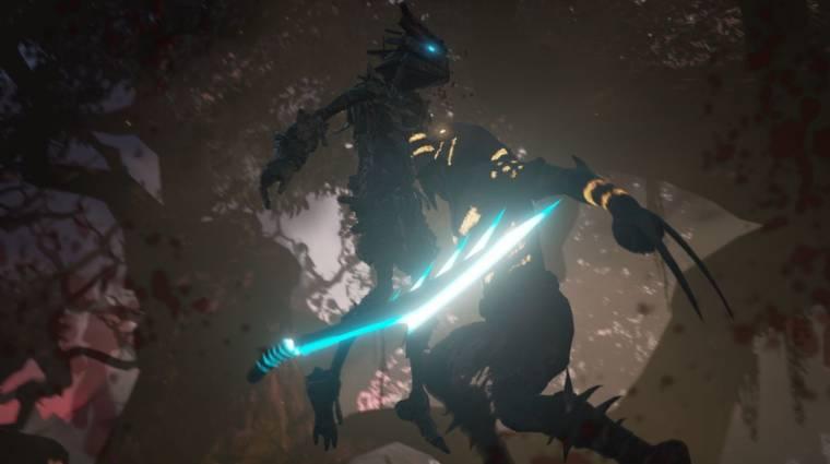 Shadow of the Beast reboot - egy kis könnyed kaszabolás (videó) bevezetőkép