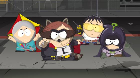 South Park: The Fractured but Whole infódoboz