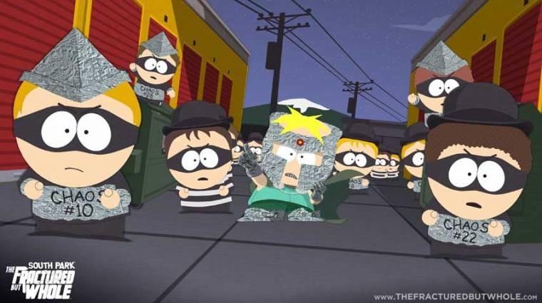 South Park: The Fractured but Whole - nem az Obsidian készíti bevezetőkép
