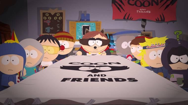 E3 2017 - nem jöhet elég korán a South Park: The Fractured but Whole bevezetőkép