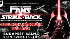 Nagyszabású Star Wars-kiállítás nyílik Budapesten kép
