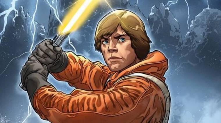 Mégsem zöld volt Luke Skywalker második fénykardja? bevezetőkép