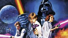 Simon Zoltán művész újabb három plakátját hagyta jóvá a Lucasfilm kép