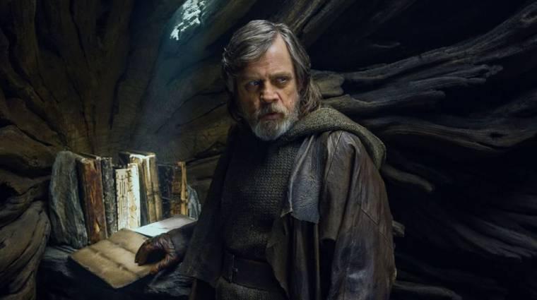 Mark Hamill megható levelet publikált a Skywalker saga lezárásával kapcsolatban kép