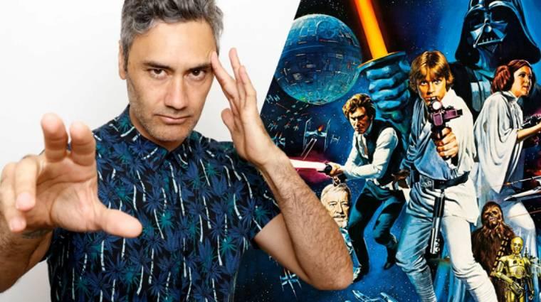 BRÉKING: Taika Waititi immáron hivatalosan is Star Wars-filmet készít! kép