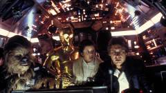 A Birodalom visszavág forgatásáról származó videó igazi csemege minden Star Wars rajongónak kép