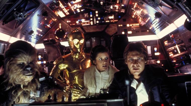 A Birodalom visszavág forgatásáról származó videó igazi csemege minden Star Wars rajongónak bevezetőkép
