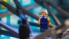 LEGO-ból építették meg a Star Wars: The Clone Wars sorozatból ismert csatát, a Mandalore ostromát kép