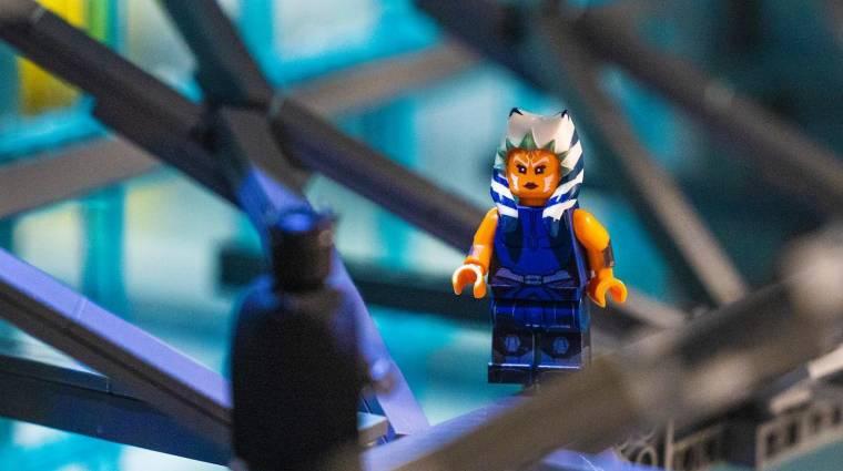 LEGO-ból építették meg a Star Wars: The Clone Wars sorozatból ismert csatát, a Mandalore ostromát bevezetőkép