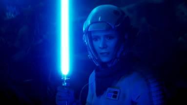 Egy új Star Wars könyv részletesen mesél a fénykardokról, köztük Leiáéról is kép