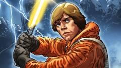Kiderült, hogy tett szert Luke Skywalker egy sárga fénykardra kép