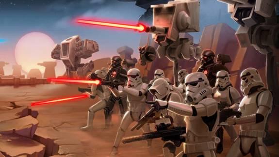 Új Star Wars játékon dolgozik a Zynga kép