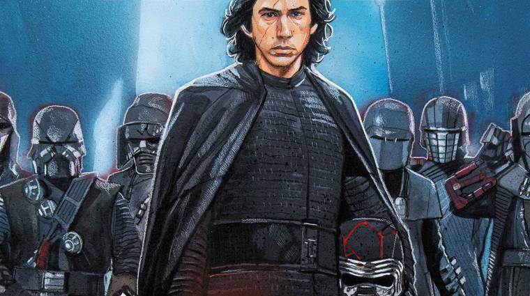 Hosszú halogatás után végül teljesen törölhették a Star Wars: The Rise of Skywalker képregényt bevezetőkép