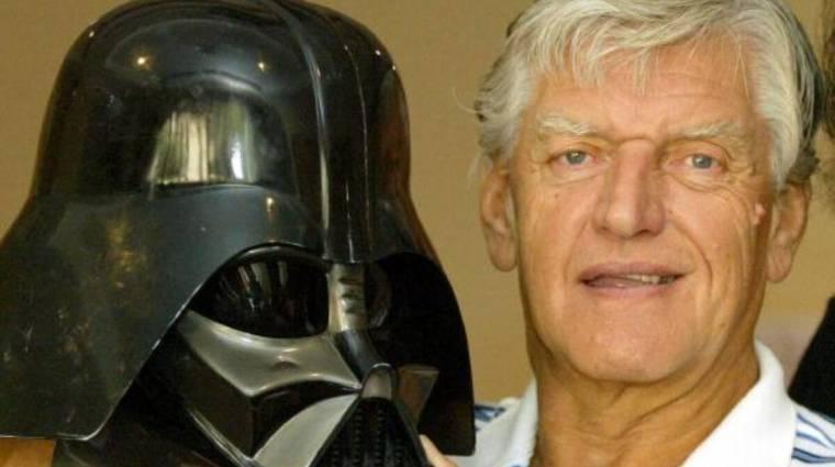 Koronavírusban halt meg a Darth Vadert alakító David Prowse bevezetőkép