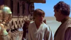 Luke Skywalker végre eljutott Tosche-ba azokért a konvertekért kép