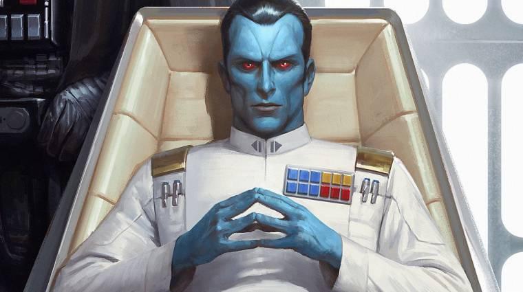 Elvileg megvan, ki játszhatja Thrawn admirálist az Ahsoka sorozatban bevezetőkép