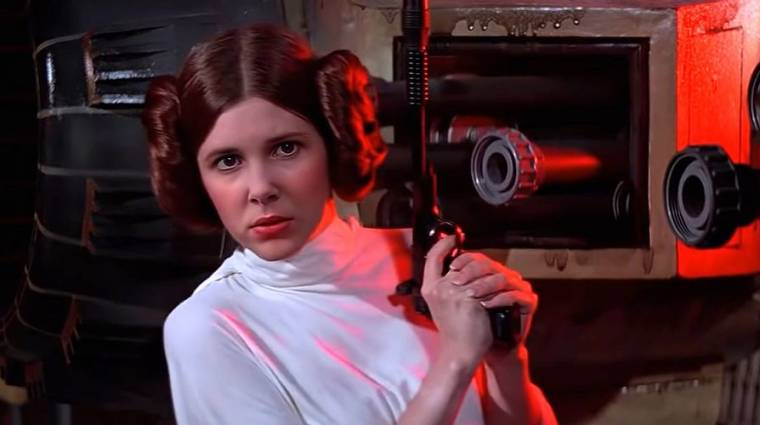 Millie Bobby Brown a jelek szerint tökéletes Leia hercegnő lenne bevezetőkép