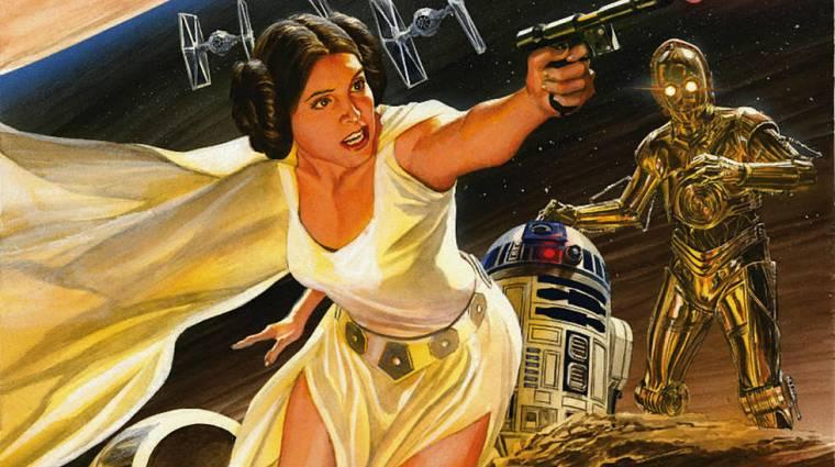 Star Wars kvíz: mennyire ismered Leia Organa hercegnőt? bevezetőkép