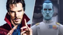 Benedict Cumberbatch megválaszolta, hogy eljátszaná-e Thrawnt a Star Warsban kép