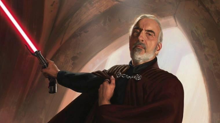 Star Wars kvíz: mennyire ismered Dooku grófot? bevezetőkép