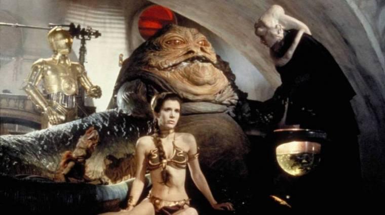 Star Wars kvíz: mennyire ismered Jabbát? bevezetőkép