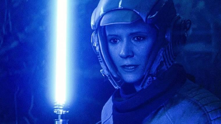 Luke és Leia fénykardjai kapnak egy új, Deluxe kiszerelést bevezetőkép