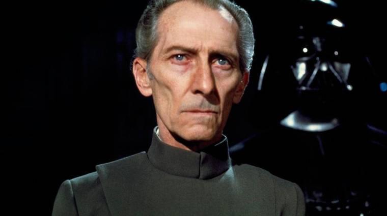 Star Wars kvíz: mennyire ismered Tarkin nagymoffot? bevezetőkép