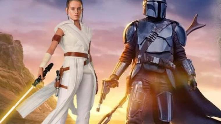 Rey tényleg visszatérhet a The Mandalorian harmadik évadában? bevezetőkép
