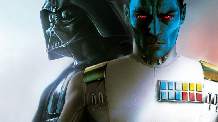 Star Wars kvíz: mennyire ismered Thrawn admirálist? bevezetőkép