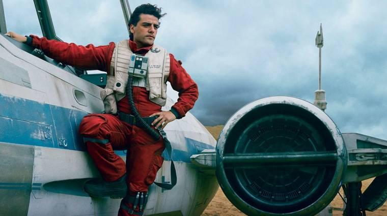 Star Wars kvíz: mennyire ismered Poe Dameront? bevezetőkép