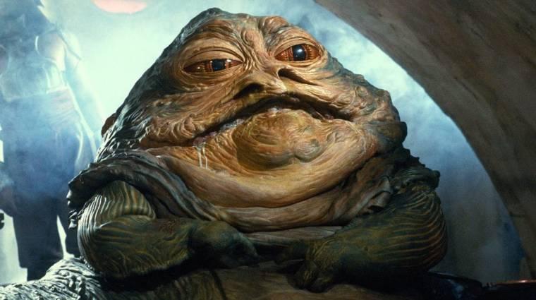 Rémálmainkban fog kísérteni ez a 3D-nyomtatott Jabba modell bevezetőkép