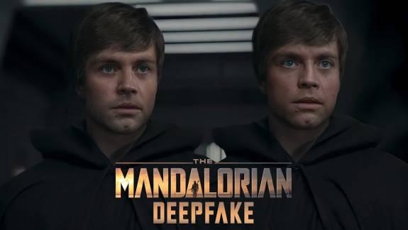 A Lucasfilm alkalmazta azt a deepfake-videóst, aki Luke Skywalker ábrázatát is rendbe tette kép