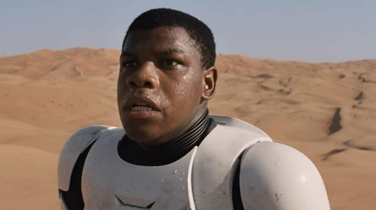 Star Wars kvíz: mennyire ismered Finnt? bevezetőkép