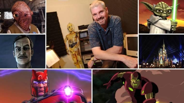 A Star Wars animációs sorozatok jól ismert színésze stroke-ot kapott, vissza kell vonulnia bevezetőkép