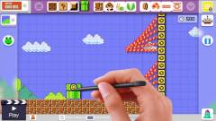 Super Mario Maker - tanuld meg a pályakészítés alapjait a Nintendotól (videó) kép