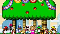 Super Mario World - sikerült bekötözött szemmel végigvinni kép