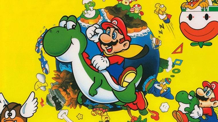 Super Mario World - azt tudtad, hogy Mario folyamatosan bántalmazta Yoshit? bevezetőkép