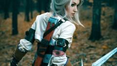 The Witcher 3: Wild Hunt - Ciri a valóságban is gyönyörű kép