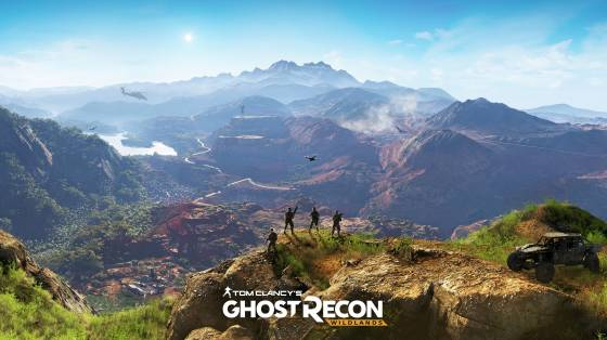 Tom Clancy's Ghost Recon: Wildlands infódoboz