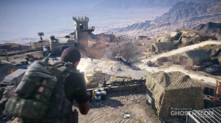 Tom Clancy's Ghost Recon: Wildlands - az új frissítéstől szebben és stabilabban fut a játék bevezetőkép